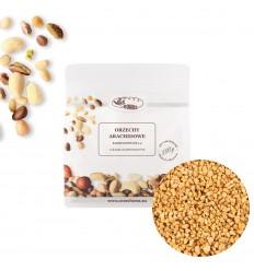 Orzech arachidowy (ziemny) prażony w karmelu kostki: 2-4